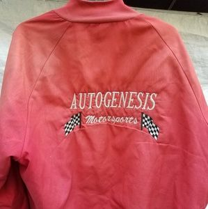 Vintage Race Shop Jacket XL